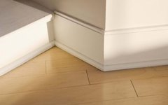 How to Miter Cut a Baseboard