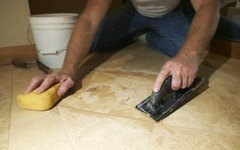 How to Figure Cost Per Square Foot for Installing Tile