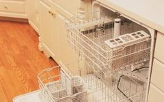 How to Fix Sitting Water in Dishwashers