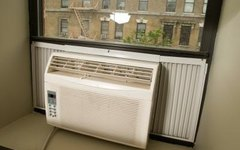 How to Disguise a Window Air Conditioner