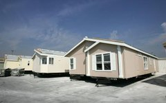 Do Double Wide Mobile Homes on a Full Concrete Foundation Depreciate?