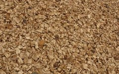 Landscaping With Wood Chips or River Rock