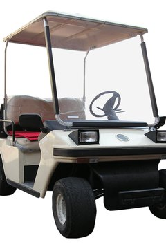 Governors limit the speed of golf carts but can be adjusted manually.