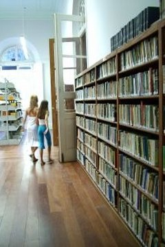 Teach Kids to Find Books in the Library