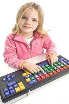 Kids can learn to type through fun, interactive online software
