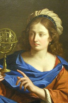 Personification of Astrology - Guernico c. 1650-1655, WikiCommons