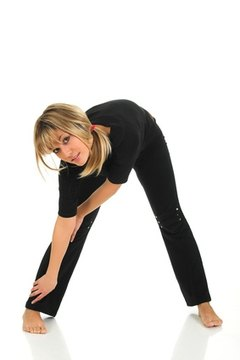 Stretching arms and legs across your body is a cross-lateral motion.
