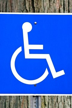 Cars bearing a handicapped parking permit in Toronto receive special treatment.