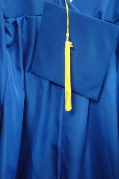 Tassels are a traditional part of most graduation ceremonies.