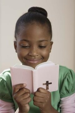 Engaging activities may make the learning easier for Catholic children.