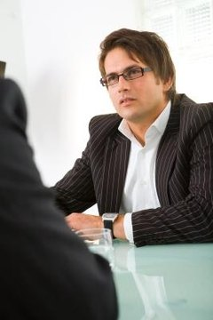 An interview is one form of a qualitative method since it gives the researcher insight in a person's reasoning.