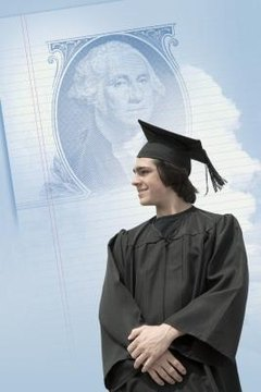 Many college loans don't carry the same credit requirements as other forms of debt.