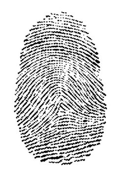 Elementary students should learn about fingerprinting.