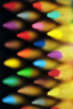 Students often are given pencils as a reward for good behavior.
