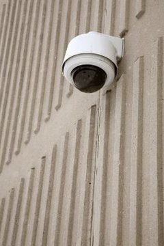 When security cameras are put into schools it can be advantageous but also create other problems.