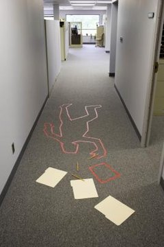 Crime scene investigators must be observant and diligent.