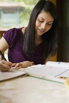 Studying hard could improve your self-esteem.