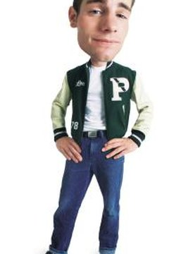 The letterman jacket is a coveted award.