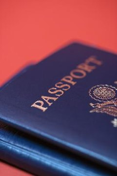 A passport is checked when you travel between countries.