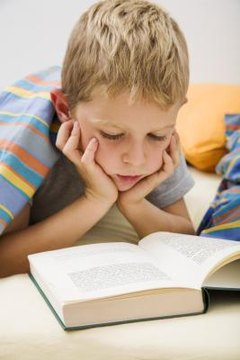 Help incorporate reading into your first-grader's schedule.