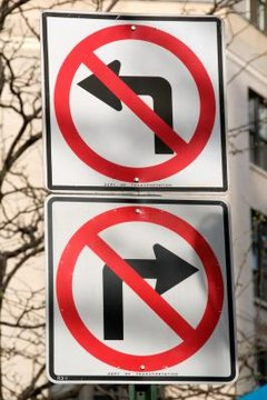 It is important for drivers to understand traffic signs.