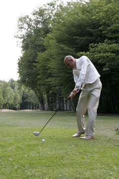 The best way to begin a long hole is to become more comfortable with hitting your longest weapon, the driver.