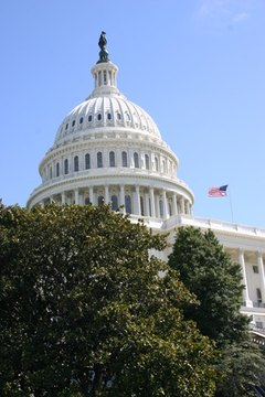 Student congress competitors strive to emulate the efforts of the U.S. Congress.