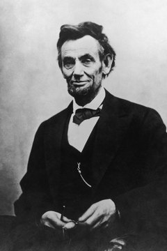 President Abraham Lincoln persuaded Congress to pass the 13th Amendment but died before its ratification.