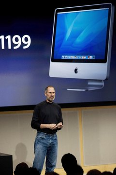 Older Macs may use either PowerPC or Intel CPU chips