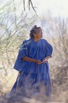 Nature is a focus of Apache spiritual practice.