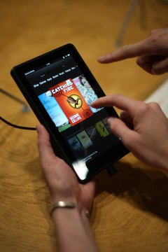 The Kindle Fire HD comes in two sizes.