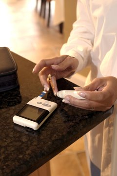 Carb counting aids in controlling blood sugar.