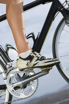 Proper foot placement and ankle rotation can make you a more efficient rider