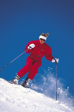 Muscle fatigue will soon disappear, allowing you to hit the slopes once again.