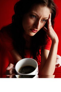 Caffeine causes mood swings such as irritability, anxiety and depression.