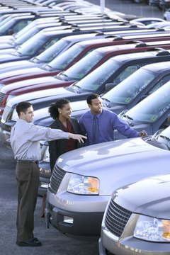 Several factors affect how much interest you pay on a car loan.