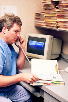 Health information technology staff are important members of a health care team.