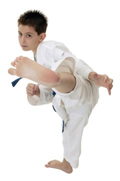 Sidekicks are an essential part of any martial arts repertoire, and learning how to defend against them will prevent any sideways surprises.