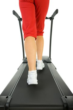Treadmills and other cardio machines work the quads harder than the hamstrings.