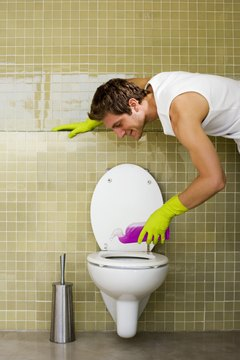 An overflowing toilet may be insured, depending on the cause of the flooding.