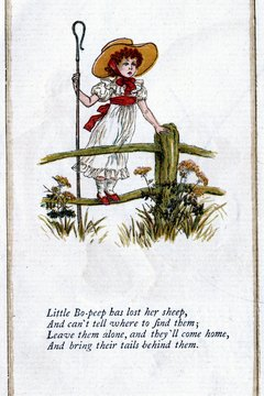 Nursery Rhymes provide a great introduction to rhymes -- and they're a lot of fun at any age.