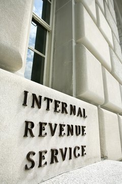 The IRS charges gift taxes on large property transfers.