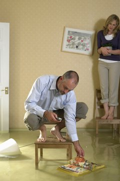 Adding sewer backup coverage to your homeowners insurance can pay for damages.