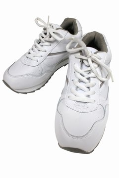 Toning shoes claim to make a difference working certain muscles.