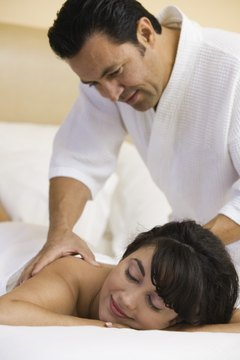 Massage therapists must be professional in their relationships with clients.