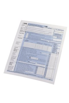 Federal income tax returns are due by April 15 most years.