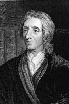Some consider John Locke to be the intellectual father of the United States.