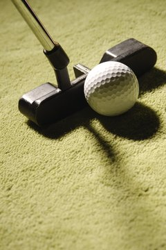 Blade putters are ideal for golfers who have an arc in their putting stroke.