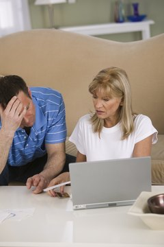 Your cosigner's financial woes should not affect your loan.