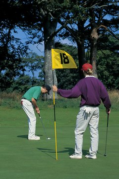 Putting games make golf more fun and can improve your skills.